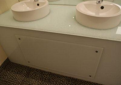 Bathroom Sink Base