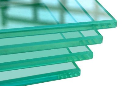 Glass Flat