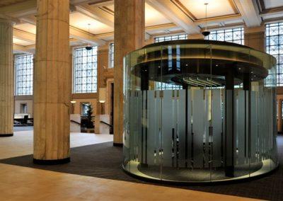 Indoor Glass Pod