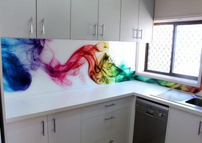 Pattern Splashbacks
